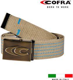 Cinturon patrasso 115cm beige Cofra 8023796472617 Ofertas - 80165
