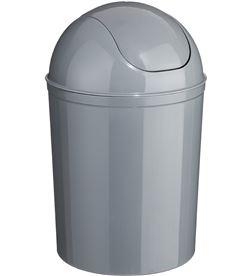 Five cubo de basura color gris 7 litros 3560238351987 - 77007