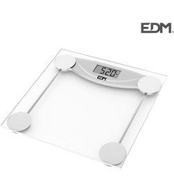 Edm bascula transparente max 180kg 8425998075205 BASCULAS - 07520
