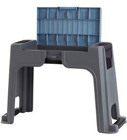 Grouw taburete reposa pies con almacenamiento de herramientas 5709386717520 - 08632