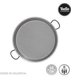 Vaello paellera acero pulido para induccion y vitroceramica ø38cm (8 personas) 8411470003729 - 76968