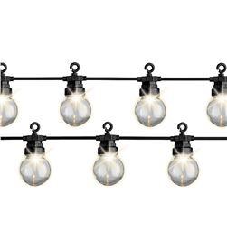 Lumineo guirnalda exterior 20 bombillas ip44 9.5m 20 leds 8719152568369 - 71341