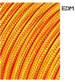Edm cable cordon tubulaire 2x0,75mm c12 oro 5mts 8425998118520 - 11852