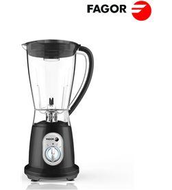 Fagor batidora de vaso 600w color negro. capacidad 1,5 l . 8436589740174 - 78416