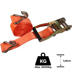 Hofftech cinta con trinquete 5mts 3t 8717344999007 - 08270