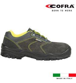 Cofra zapatos de seguridad riace s1 talla 39 8023796500372 - 80379