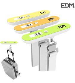 Edm bascula de viaje max 50kg 8425998075243 BASCULAS - 07524