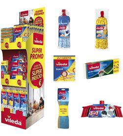 Vileda expositor cuida tu hogar 4023103227484 Limpieza reciclaje - 77695