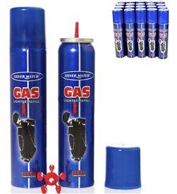 Polyflame recarga de gas para mecheros 90ml 3661075037369 - 90903