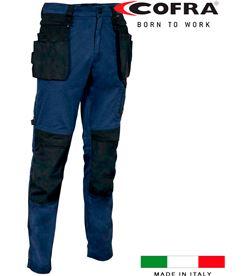 Cofra pantalon kudus azul marino negro talla 42 8023796525030 - 80541