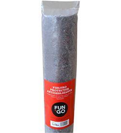 Fun fieltro protector suelo 200 gr/m² gris 1x15mts 8435310190219 - 47216