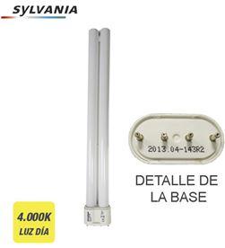 Sylvania bombilla bajo consumo lynx-l 24w 840k luz dia casquillo 2g11 4 pin ''sylvani 5410288252360 - 97575