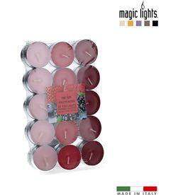 Magic velas perfumadas frutos rojos 30uni. lights 8030650151151 - 83928