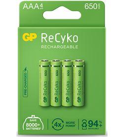 Gp pila recargable recyko r3 aaa (blister 4 pilas) 4891199194214 - 38423