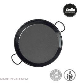 Vaello paellera esmaltada para induccion y vitroceramica ø38cm (8 personas) 8411470003750 - 76637