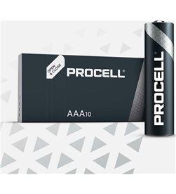 Pila alkalina lr03 Duracell procell (retractil 10 unid.) 5000394098077 - 38020