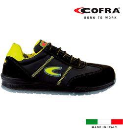 Cofra zapatos de seguridad owens s1 talla 45 8023796175389 - 80397