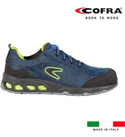 Zapatos de seguridad Cofra reused s1 talla 43 8023796520899 - 80315
