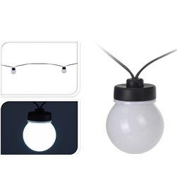 No guirnalda con 20 bombillas esfericas de led fija blanco frio ip44 8719202556582 - 71178