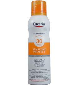 Eucerin sun protection spray solar 200ml factor 30 piel sensible 4005800126550 - 95029
