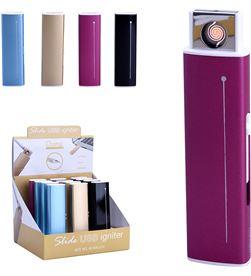 Polyflame encendedor modelo coil con carga usb euro/u 3661075132453 - 90917