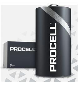Duracell pila alkalina lr20 procell (retractil 10 unid.) 5000394005884 - 38024