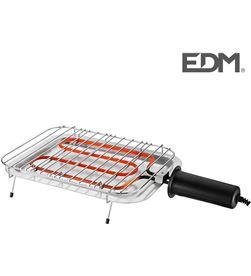 Edm barbacoa electrica - 1250w - 8425998076417 Barbacoas - 07641