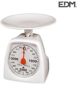 Edm bascula de cocina mecanica max. 4kg 8425998076219 - 07621