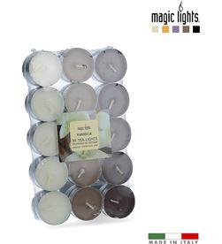 Magic velas perfumadas vainilla 30uni. lights 8030650151212 - 83930