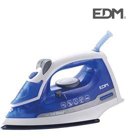 Edm plancha de vapor - 2200w - 8425998076806 Planchas - 07680
