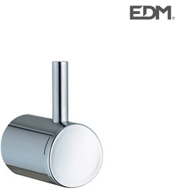Edm percha simple - inoxidable - (envasado) - 8425998013771 - 01377