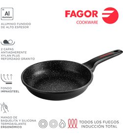 Fagor sarten alutherm ø28cm aluminio 3004 8429113800222 - 78523