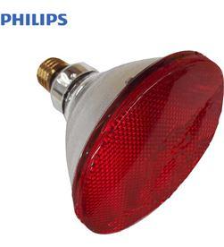 Philips bombilla par infrarrojos - 100w - e27 - roja (terapeutica) - 8711500600523 - 35202