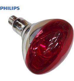 Philips bombilla par infrarrojos - 250w - e27 - roja (terapeutica) - 8711500575210 - 35200