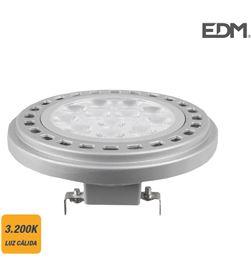 Edm bombilla led ar111 g53 12w 12v 900 lm 3200k luz calida 8425998988833 - 98883