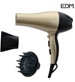 Secador de cabello con difusor ionico - 1.900-2.300w - Edm 8425998076325 - 07632