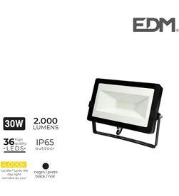 Edm foco proyector led 30w 4000k 2000 lumens 8425998703474 - 70347