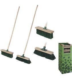 No cepillo para exterior palo 120cm cepillo 30cm 8711295390555 - 77115