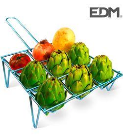 Edm parrilla para verduras 9 unid 8002527308098 Barbacoas - 76175