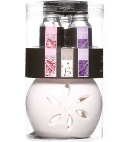 Le kit 3 fragancias con quemador estilo floral 3560239458760 - 06327