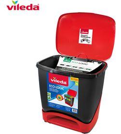 Vileda cubo de reciclaje compacto 142239 8410435220782 - 77627