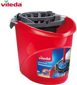 Cubo superfacil Vileda 5601873131607 Limpieza reciclaje - 77103