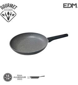 Edm sarten antiadherente - ''professional line'' - whitford tecnology - ø18cm - e 8425998766622 - 76662