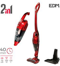 Aspiradora escoba sin cable 2 en 1 Edm 22.2v 120w. 8425998076943 - 07694