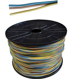 Edm carrete cablecillo 3 cables*1,5mm 200mts de cada cable, total 600mts (azul 8425998289107 - 28910