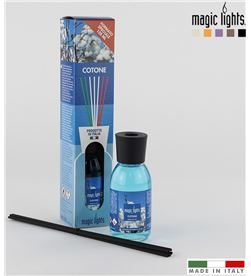 Magic difusor aroma mikado algodón 125ml. lights 8030650192376 - 83913