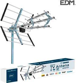 Edm antena uhf tv 470-694 mhz 8425998520217 Accesorios - 52021