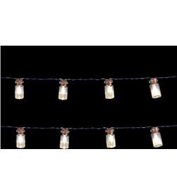 Luca guirnalda jarron 10 led blanco calido funciona a pilas 120x2,5x8cm 8718861493016 - 71725