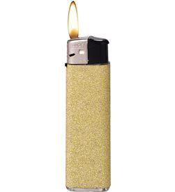 Polyflame encendedor modelo glitter colores surtidos euro/u 3661075215651 - 08068