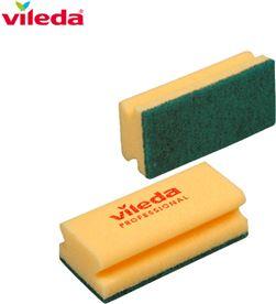 Salva uñas verde 101404 Vileda pack 10ud 4003790016448 - 77668